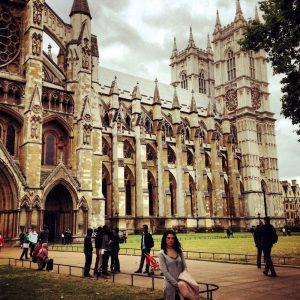 Westminster Abbey ve St. Margaret Church, Birleşik Krallık'taki önemli dini binalardan.