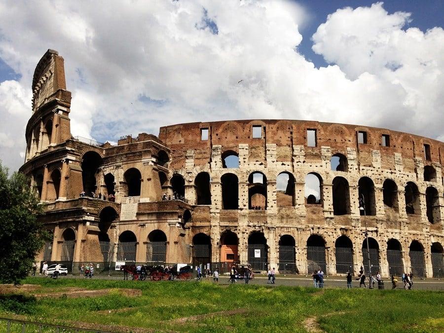 roma havaalani termini ulasim