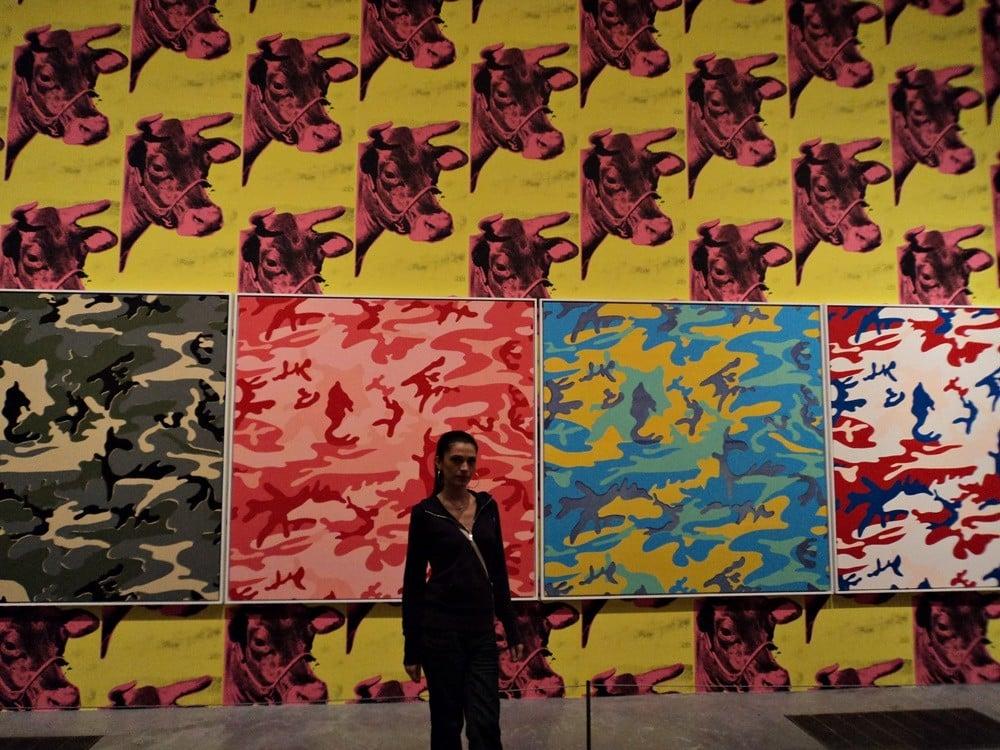 Modern sanatı anlamaya çalışmak için doğru adreslerden biri Tate Modern Müzesi.