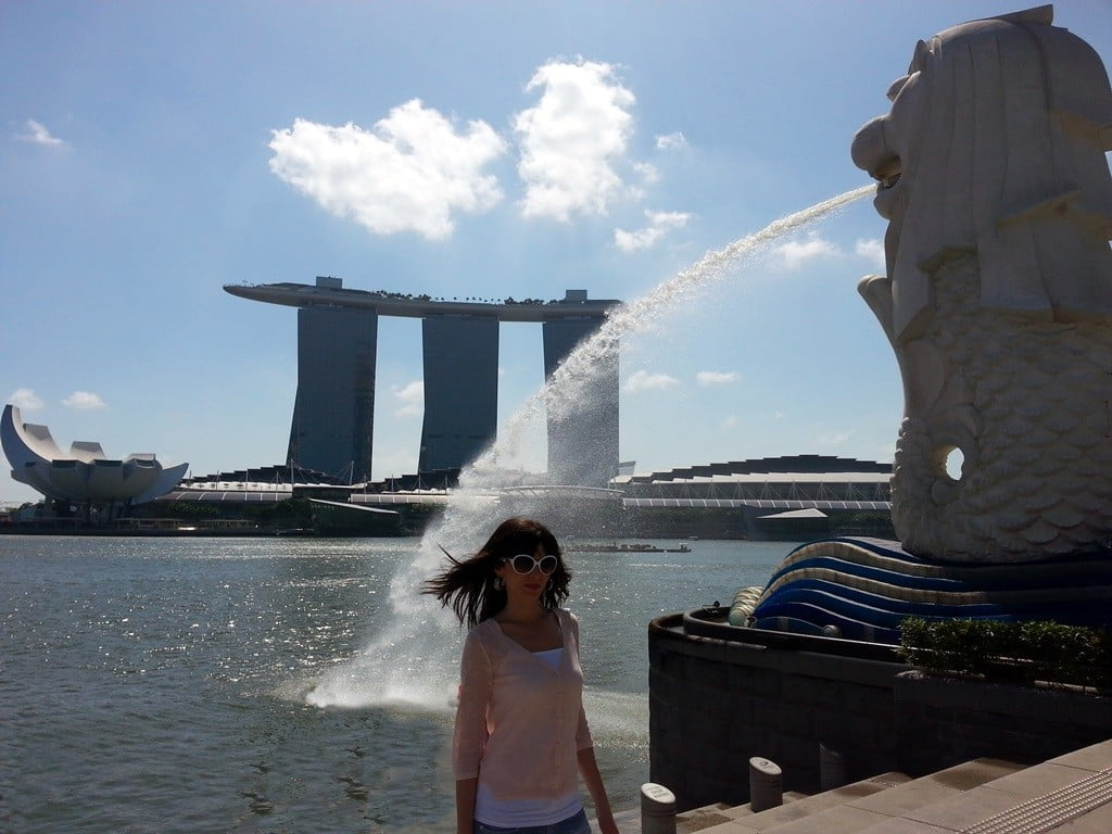 marina bay sands otel