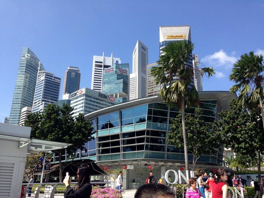singapur gezisi