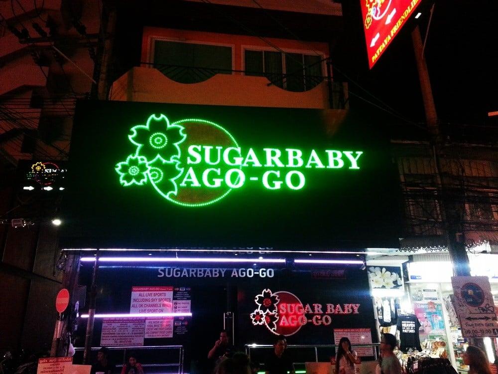Go-go barlar Pattaya'da her yerde..