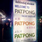 Patpong gece pazarı