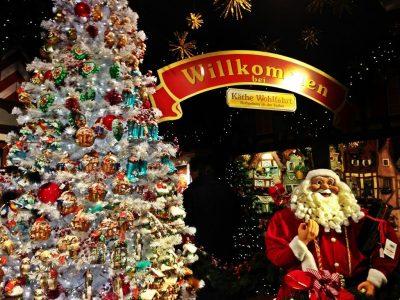 Almanya Noel Pazarları & Romantik Yol Gezisi
