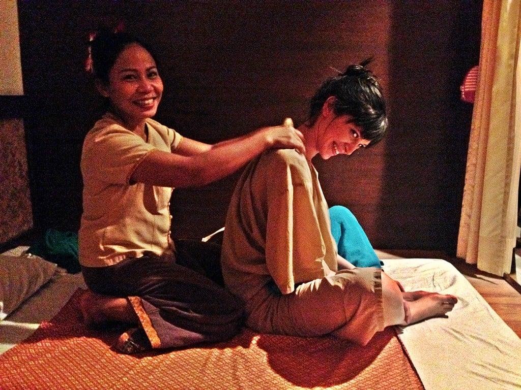 bangkokta eğlence