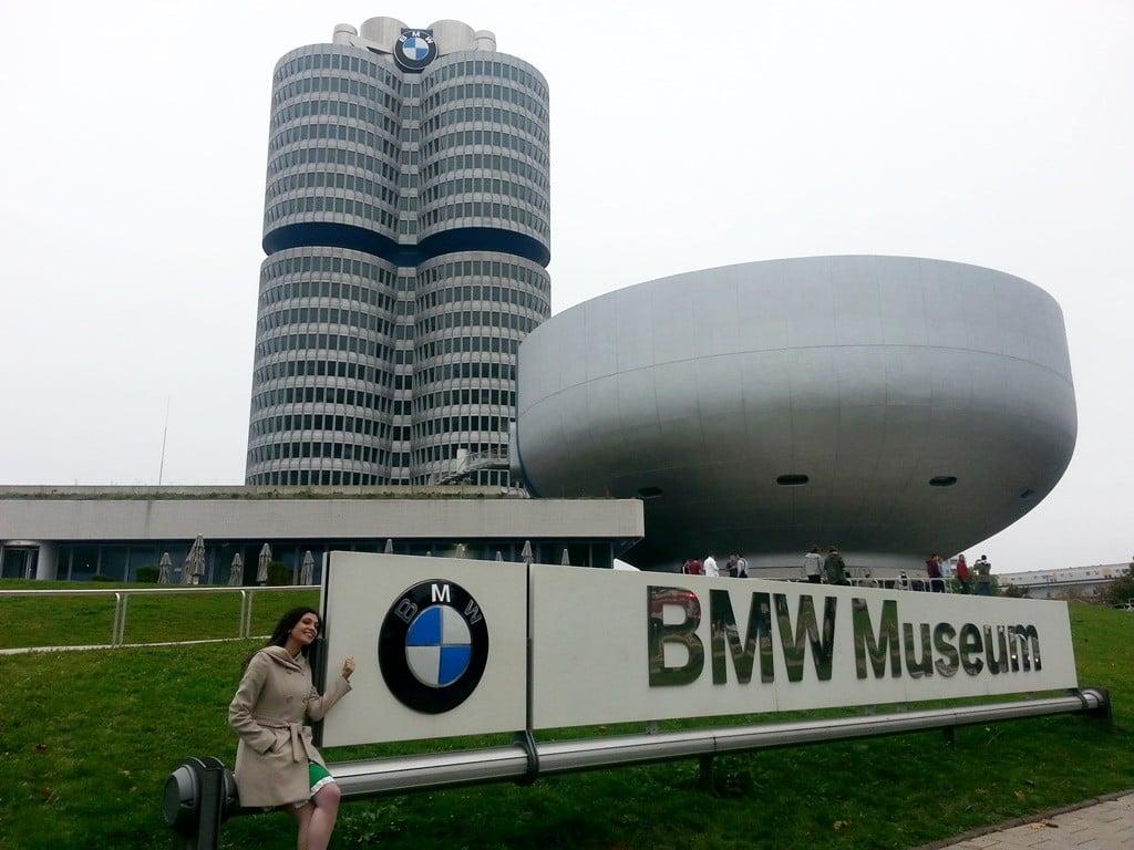 münih bmw müzesi