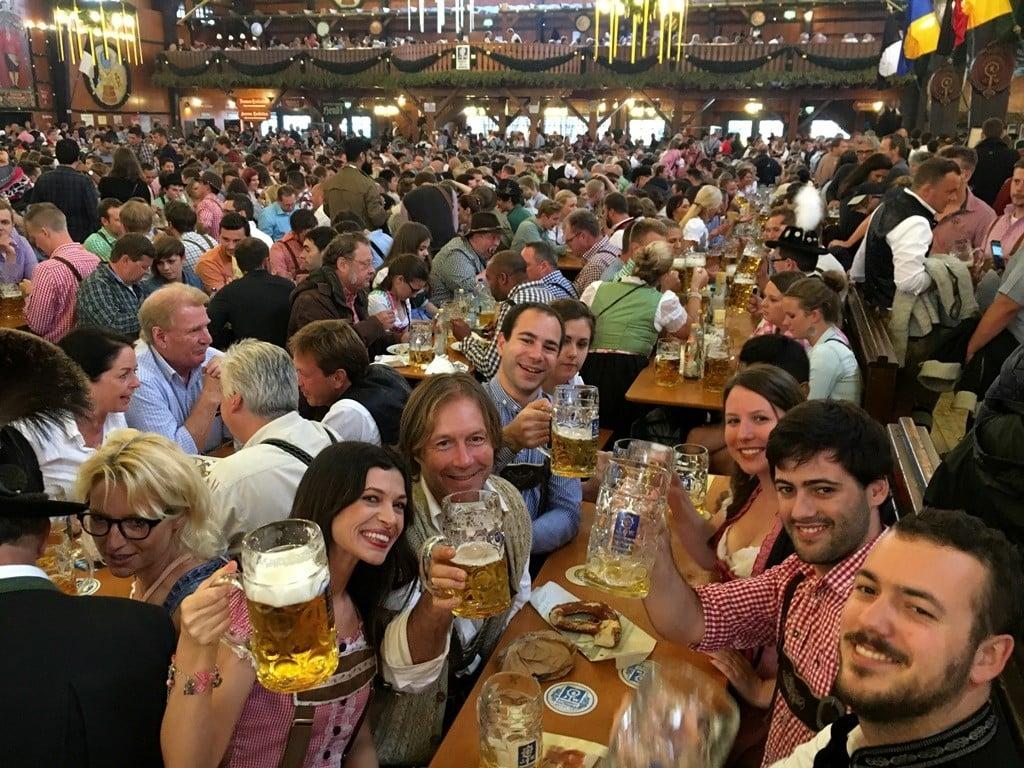 münih bira festivali