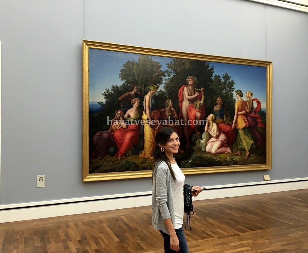 münih müzeleri
