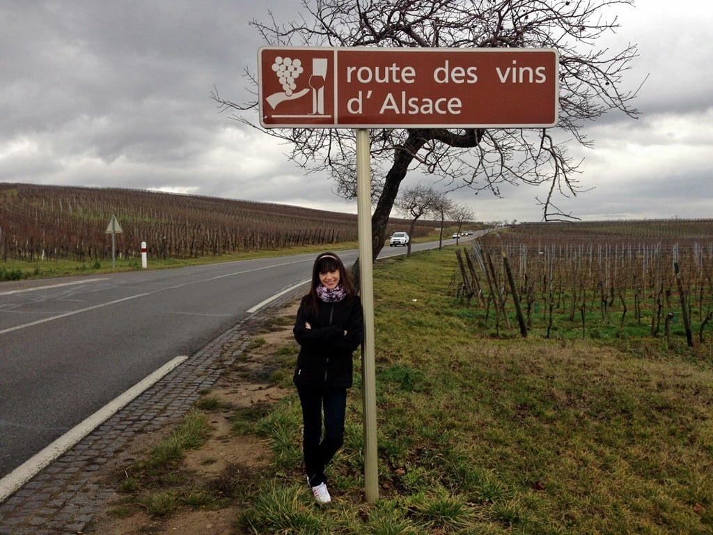 fransa şarap yolu