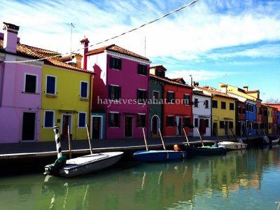 Venedik Çevresindeki Adalar