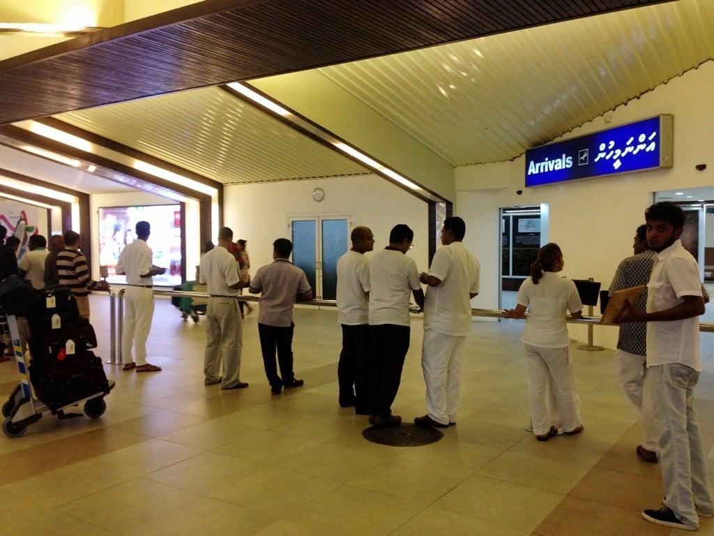 maldivler havaalanı