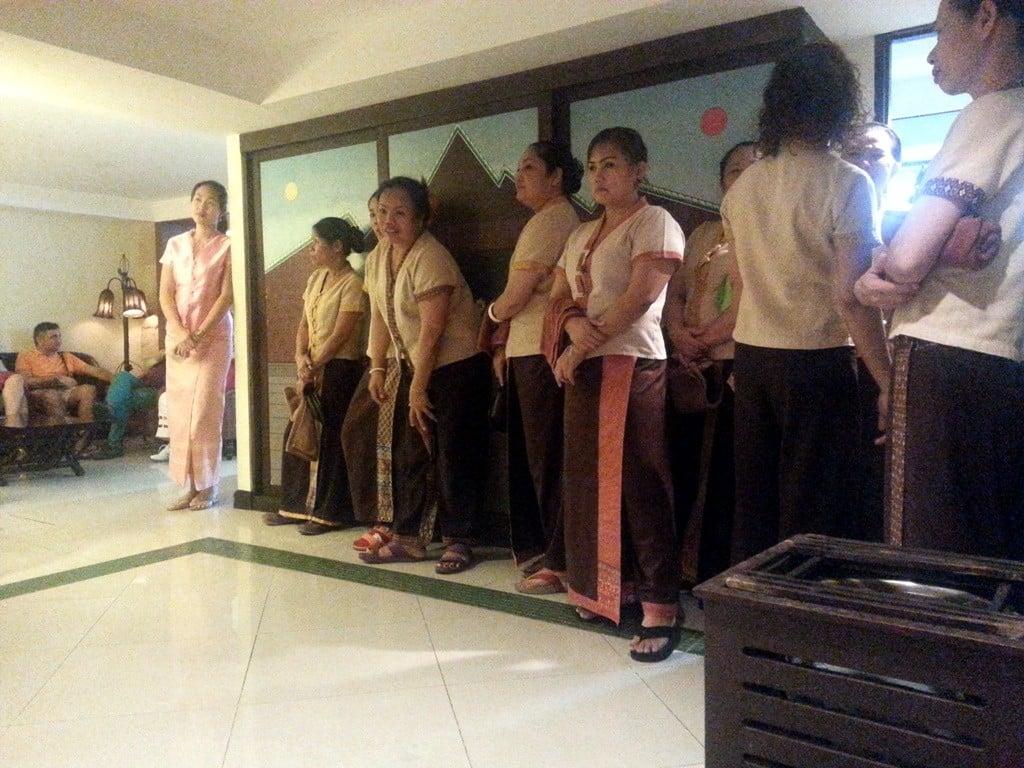tayland masaj
