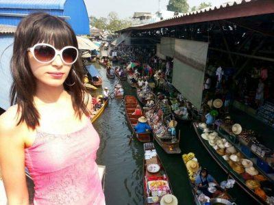 Bangkok Gezilecek Yerler