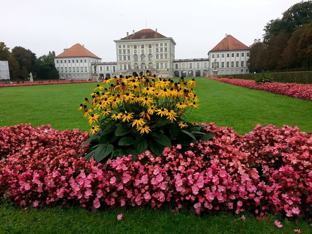 Münih nymphenburg sarayı