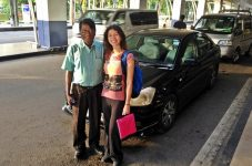 hiring a private driver in Sri Lanka