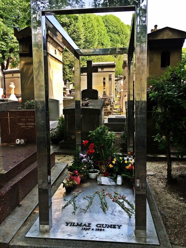 yılmaz güney mezarı