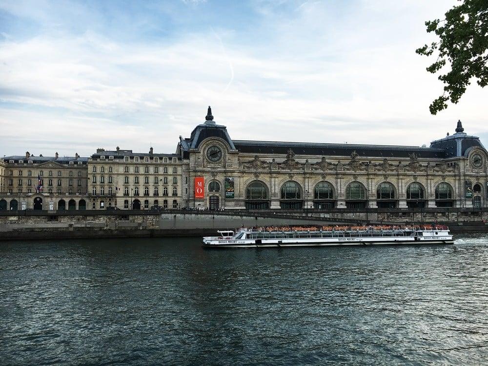 Paris Orsay Müzesi (Dorsay Museum)