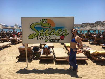 Mykonos Plajları & Eğlence Mekanları