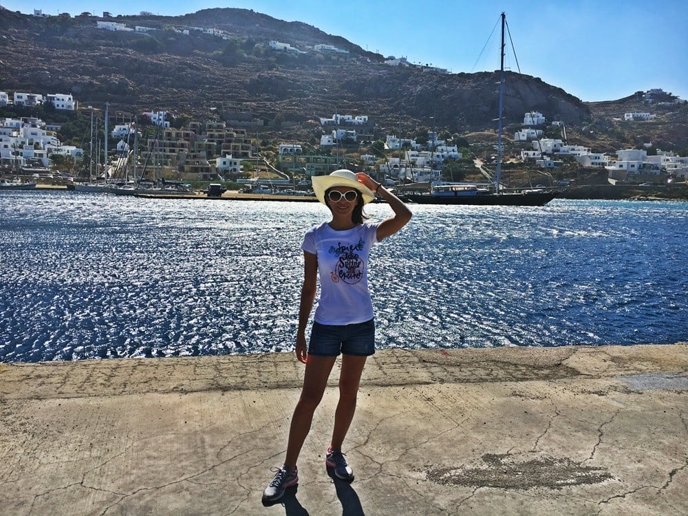 mykonos feribot ulaşım