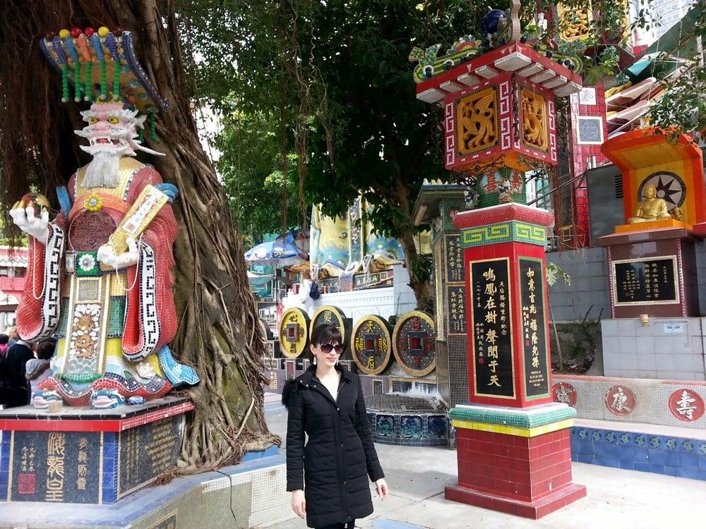 hong kong gezilecek yerler