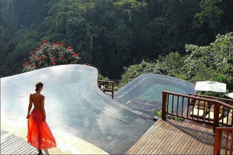 Bali balayı otelleri
