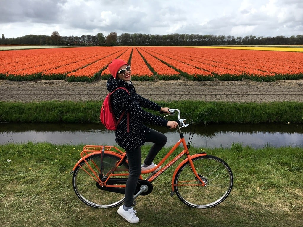 hollanda bisiklet kiralamak