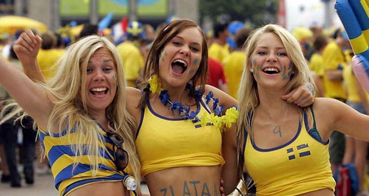 Avrupalı kadınlar İsveçli kızlar nasıl?