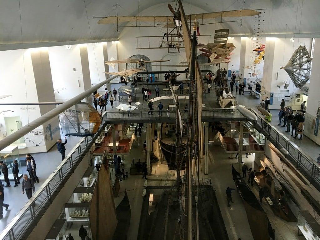 münih alman müzesi