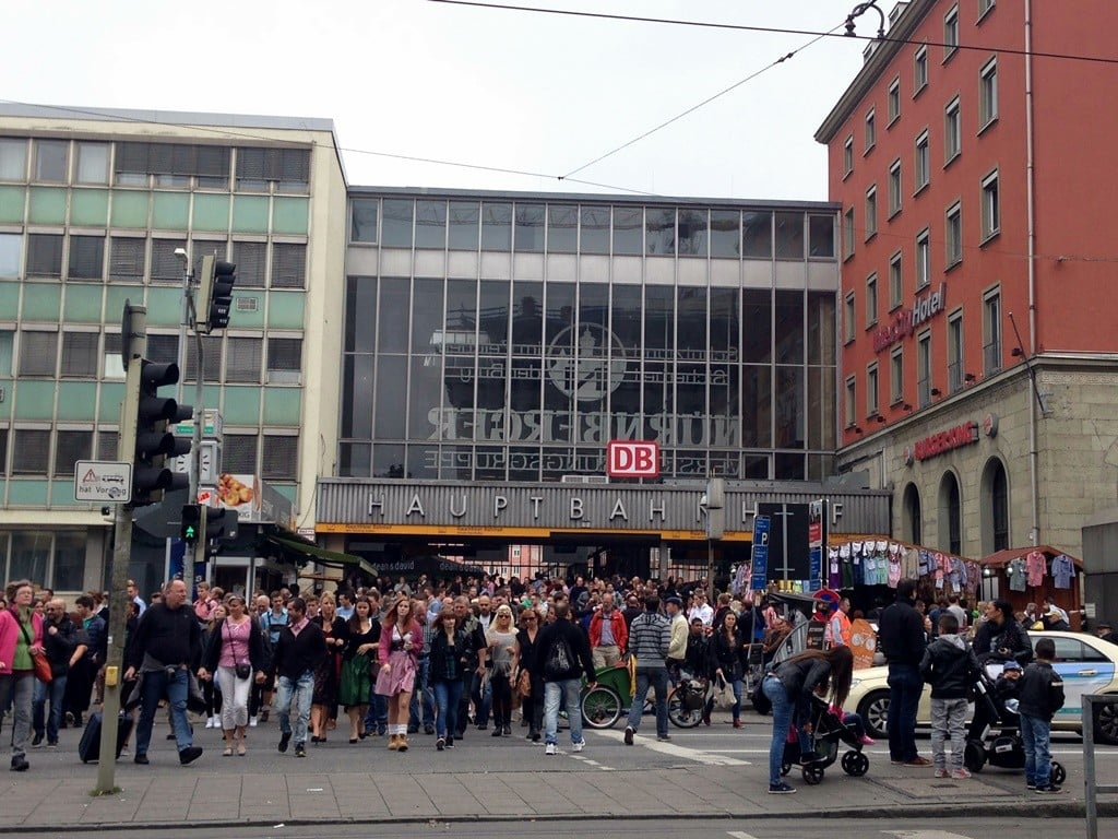 münih gezisi blog
