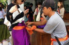 privater Fahrer auf Bali