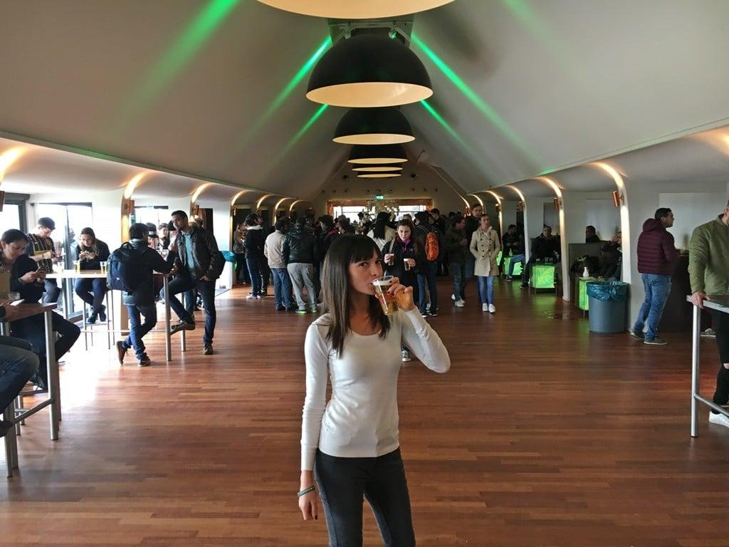 amsterdam heineken müzesi