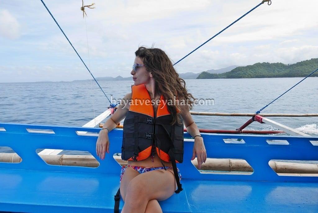 filipinler tekne turları