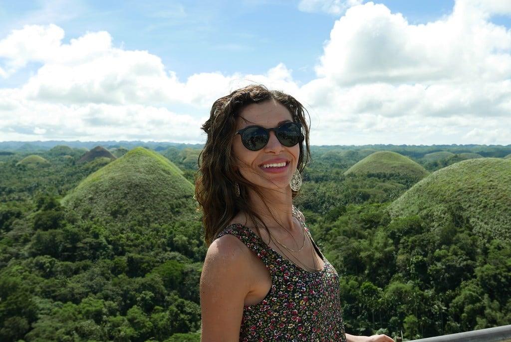 filipinler çikolata tepeleri