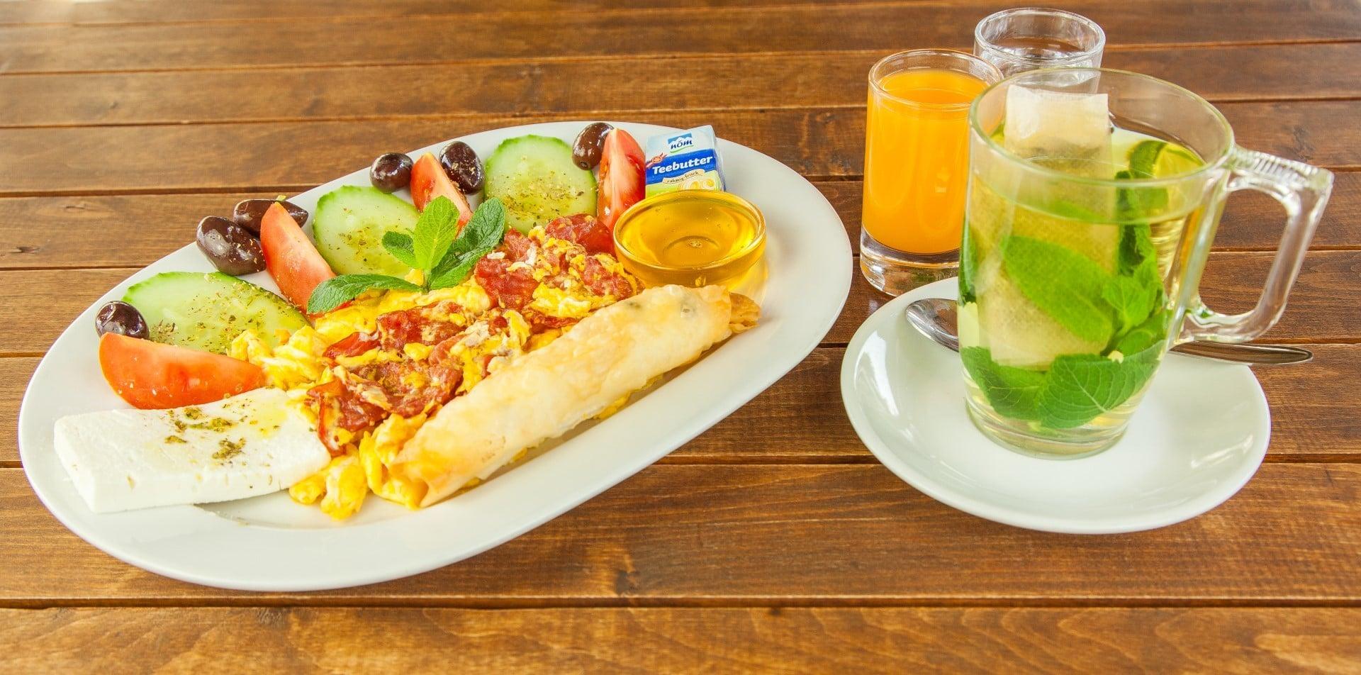 viyana'da türk kahvaltısı