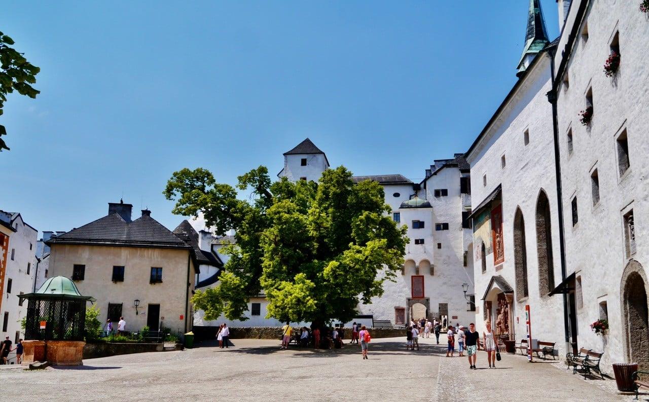 salzburg sarayları