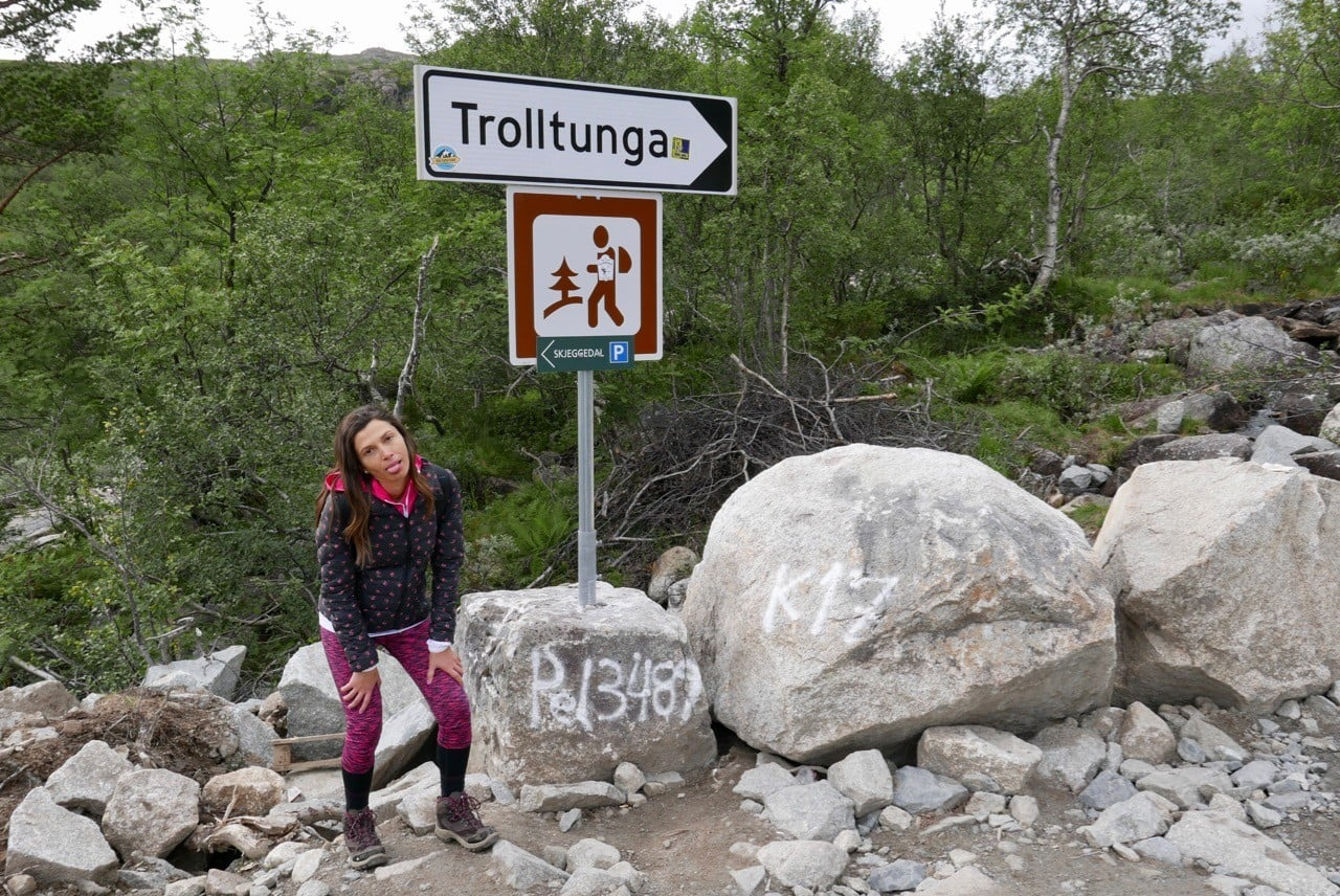 norveç trolltunga gezisi