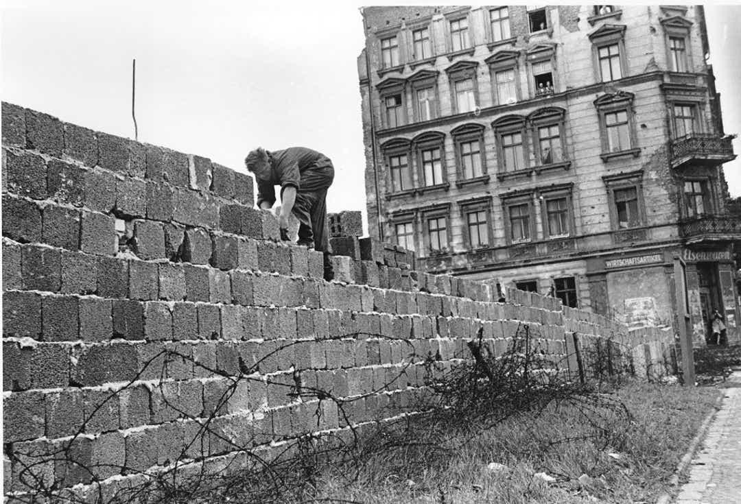 berlin duvarı hakkında bilgi