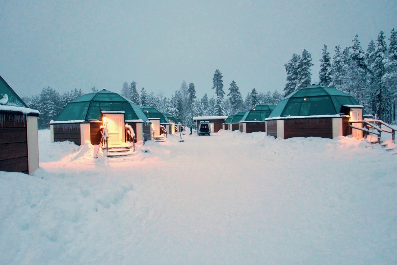 lapland iglo otel fiyatları