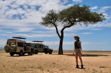 kenya safari rehberi