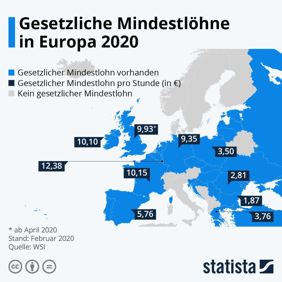 Almanyada asgari ücret saatlik ne kadar